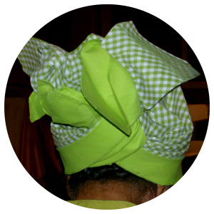 Surinaamse hoofddoek (angisa)