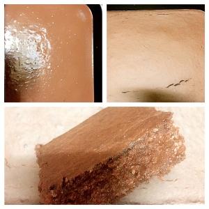 Mijn home made Chocolade tart gezoet met dadels en smeuig van kokosmelk