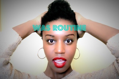 Was routine
