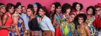 Miss Black Hair NL 2016