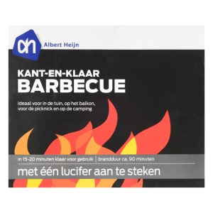 wegwerp barbecuue