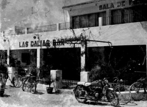 Las Dalias early days