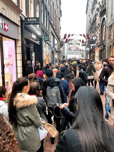 NYX Store Amsterdam