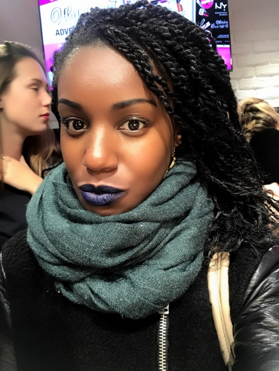 In the NYX Store