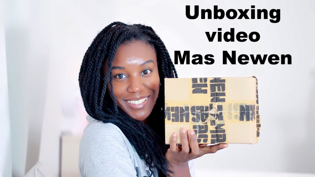 Unboxing video Mas Newen (video)