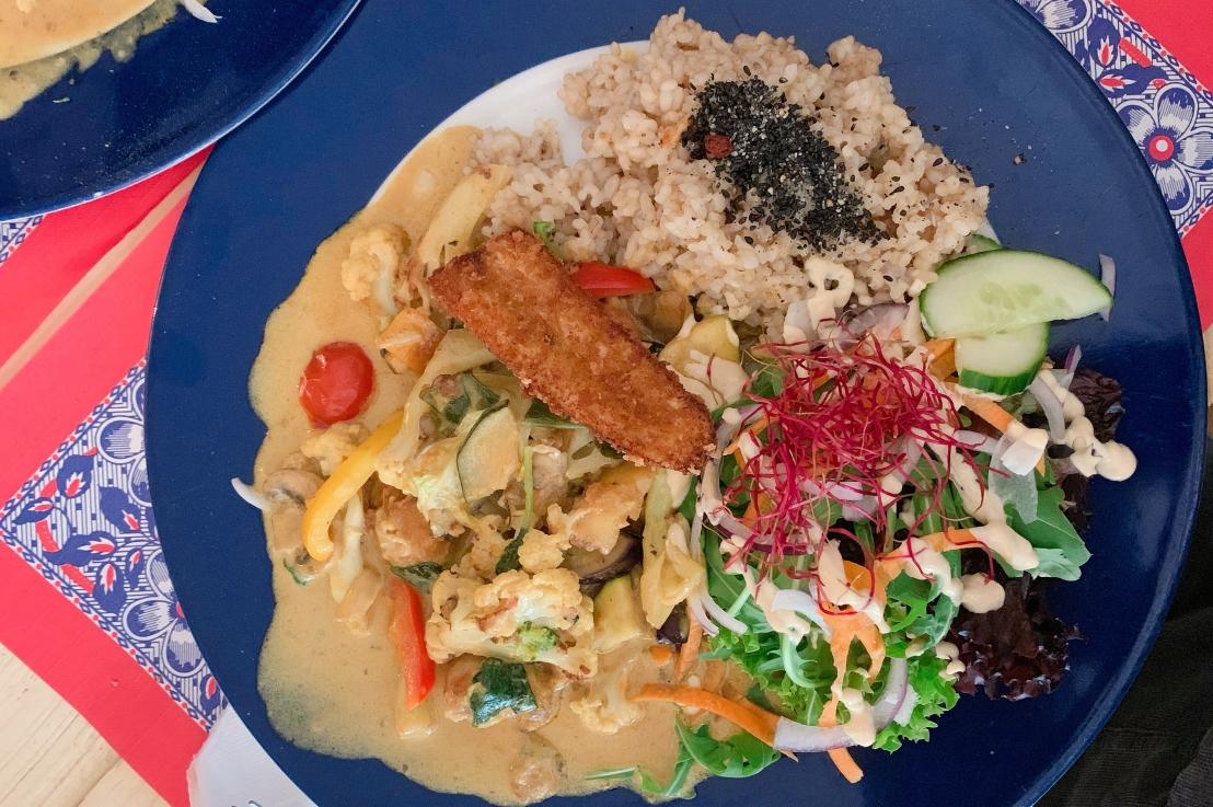 5 Niet-westerse eetgelegenheden waar je goed veganistisch kan eten inAmsterdam