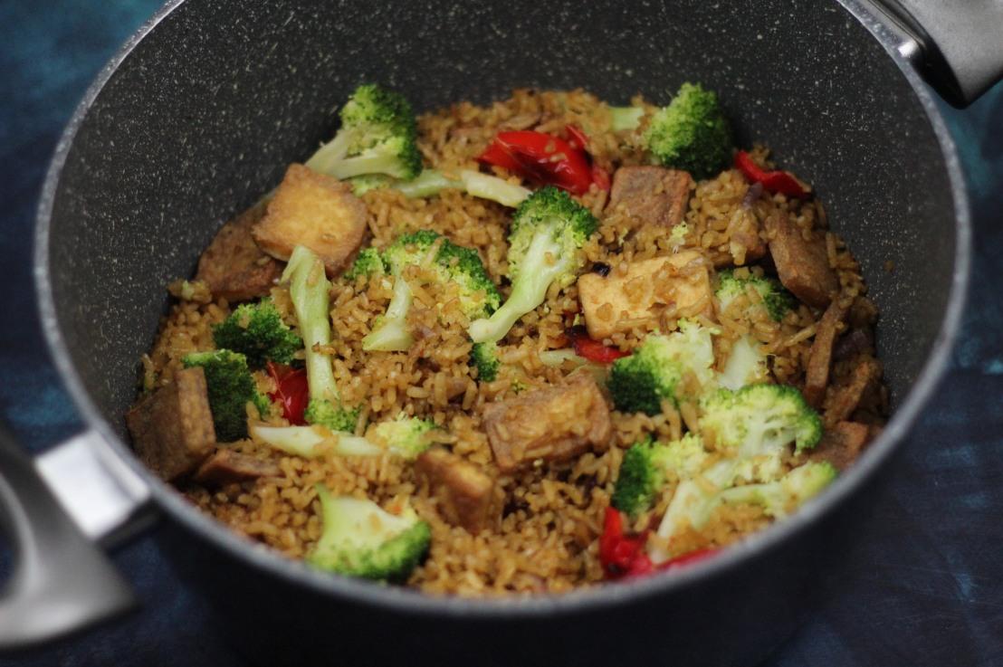 Saffraan rijst
